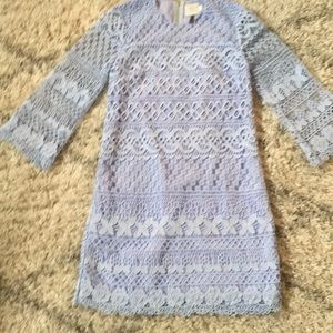 Anthropologie Lace Dress xxs